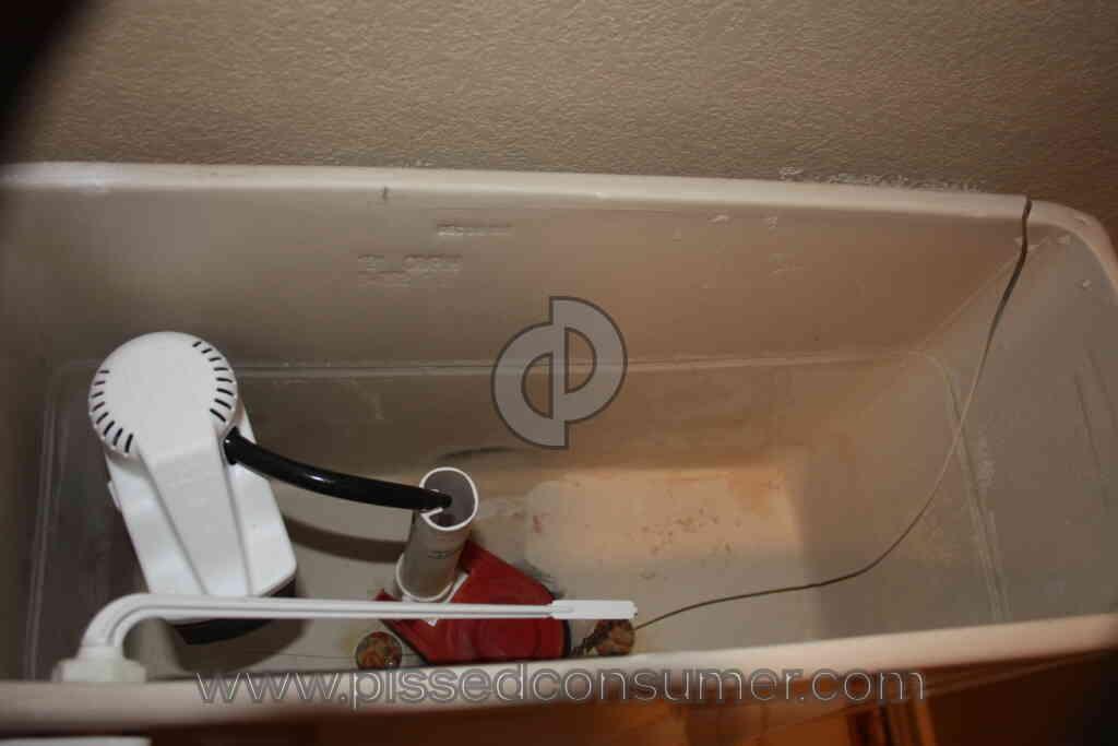 American Standard Plaza Toilet
