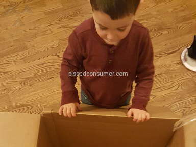 Party City - Shipping Service Review