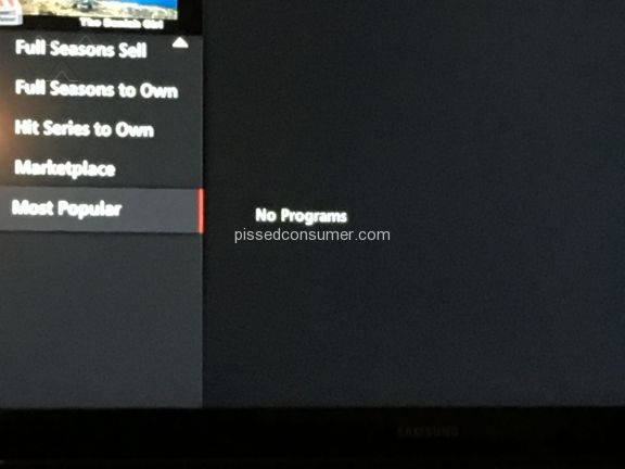 Frontier Communications Movies On Demand Tv Service