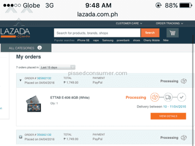 Lazada Philippines Auctions and Marketplaces review 124455