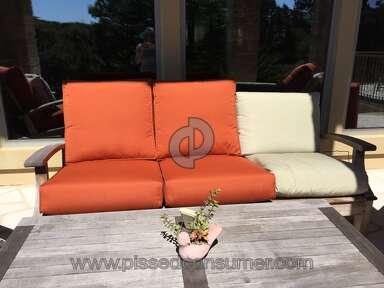 Wicker Paradise Gloster Teak Ventura Cushion review 133025