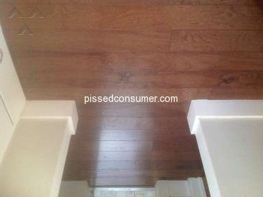Shaw Hardwood Floors - NOT Worth the $$ Price