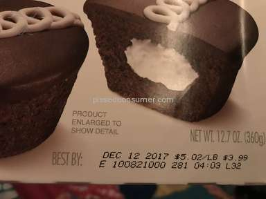 Hostess Brands - Old cup cakes