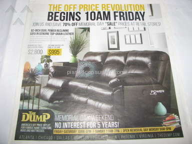 The Dump Furniture and Decor review 115041