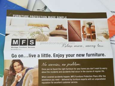 Montage Furniture Services - Bait and Switch in my opinion
