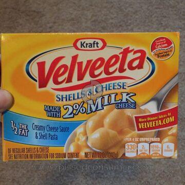 Velveeta Shells And Cheese Pasta