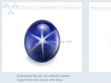 The Natural Sapphire Company Luxury / Jewelry review 5373