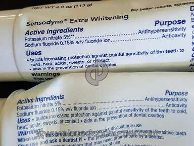 Sensodyne Pronamel Toothpaste review 163842