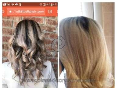 Nikki Bella Hair - Wrong merchandise/2 weeks late