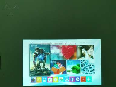 Gearbest Mdi I5 Projector review 220888