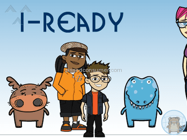 Curriculum Associates - Iready is full of crock