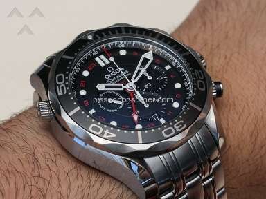 Jomashop Omega Watches Seamaster Watch review 133191