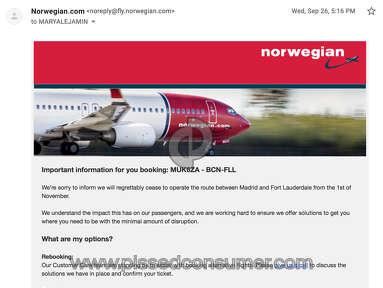 Norwegian Air Shuttle Asa Transport review 344508