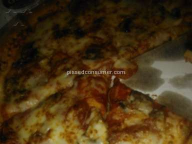 Papa Johns Pizza Pizza review 13431