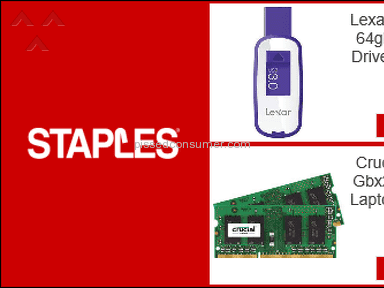 Staples Supermarkets and Malls review 126799