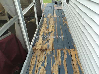Behr Deckover Porch And Patio Paint review 213962