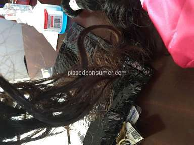 I Wear Glam Brazilian Hair Extension review 141478