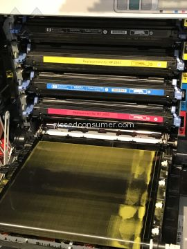 Hewlett Packard Laserjet 124A Toner Cartridge