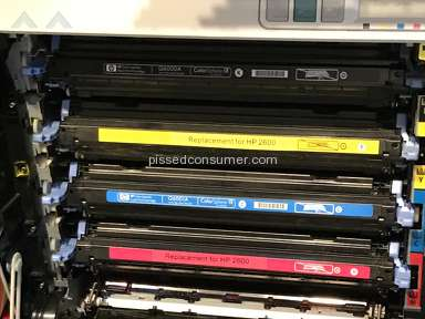 Micro Center - Hp 2600n replacement toner