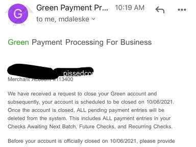 Green Money Financial Services review 1334982