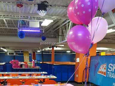 Skyzone - Customer Care Review