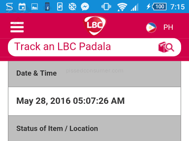 Lbc Express Next Day Delivery Service review 136653