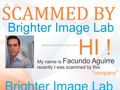 Brighter Image Lab - SCAMMED by this company