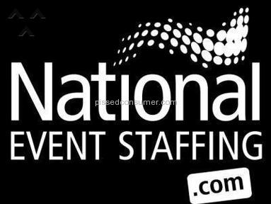 National Event Staffing Job Search and Employment review 1914