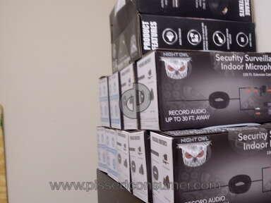 Night Owl - Garbage Product, Garbage Customer Service