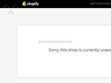 Shopify closed my store twice in three weeks for no reason