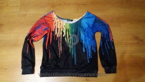 Dresslily Sweatshirt