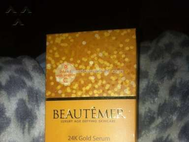 Stemologica - Beautemer 24K Gold Anti Aging Serum Review from Sunderland, England