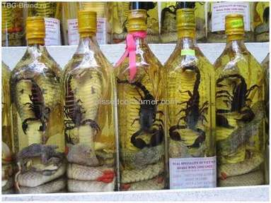 Asian Snake Wine Shopping review 12397