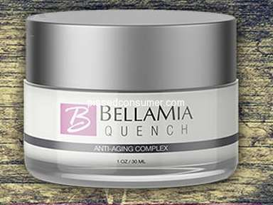 Bellamia Quench is a scam! Beware!