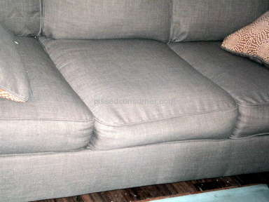Living Spaces Sofa review 49639