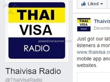 Thai Visa Radio Station review 185668