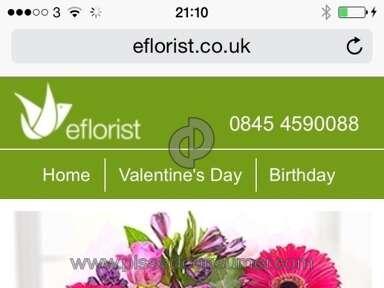 EFlorist Flowers / Florist review 113883