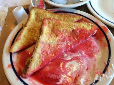 Ihop French Toast Review from West Palm Beach, Florida
