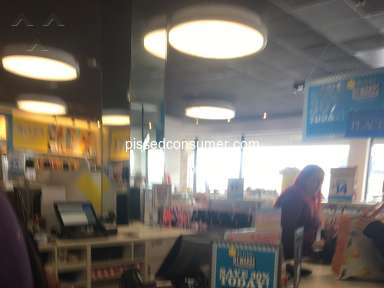 The Childrens Place - Oceanside store salesperson