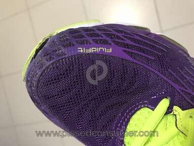 Asics - Very poor quality shoe