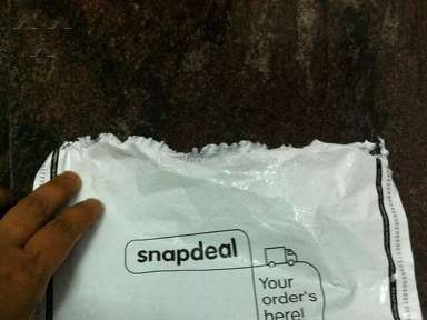 Snapdeal - Ordered 2 piece of kolorfish cover for iphone 4s but delivered 1 piece