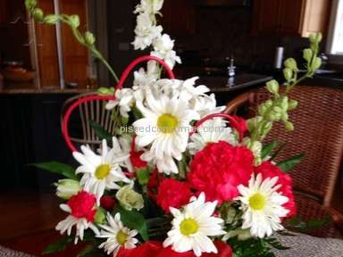 Wesley Berry Flowers Bouquet review 60707