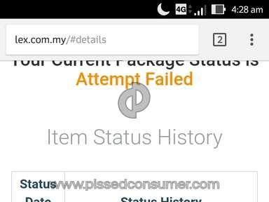 Lazada Malaysia - Please verify my order