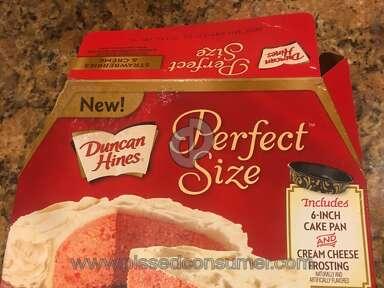 Duncan Hines - Bake a cake????