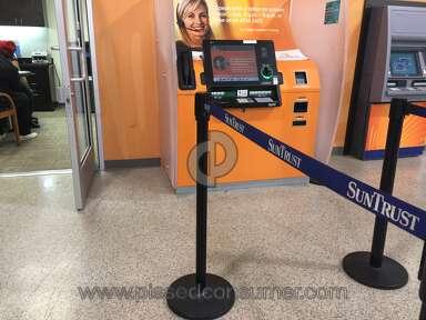 SunTrust - Your new bank setup