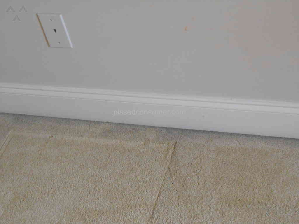 Zerorez Doesn T Clean Carpet Dec 29 2014 Pissed Consumer