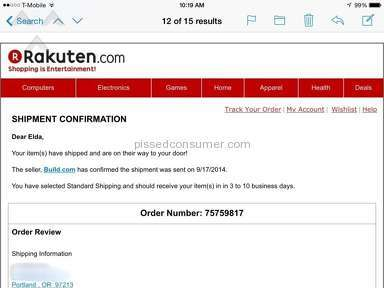 Rakuten Appliances and Electronics review 49481
