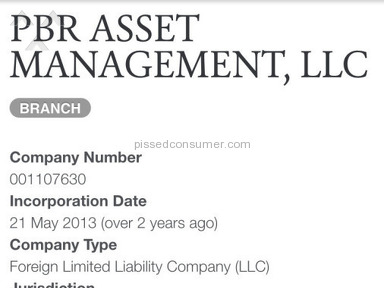 Pbr Asset Management Loans and Mortgages review 117045