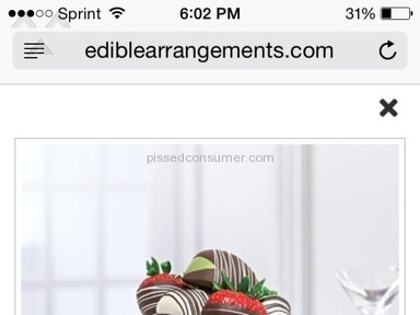 Edible Arrangements - Fruit Arrangement Review