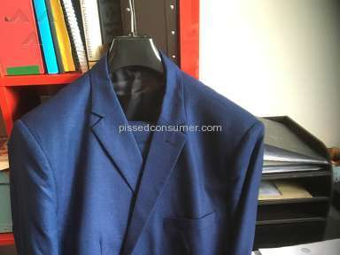 Tailor4less - Ridiculous blue suit